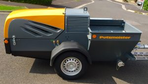New Render Pump Putzmeister SP11 LMR